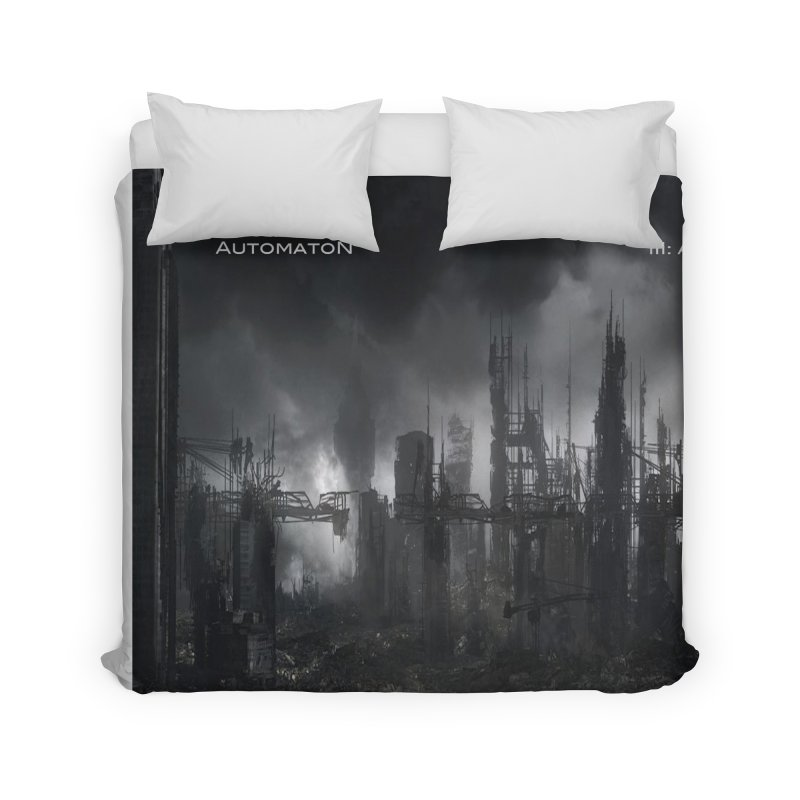 AutomatoN Chapter 3: III: A New Life cover Home Duvet by automatonofficial's Artist Shop