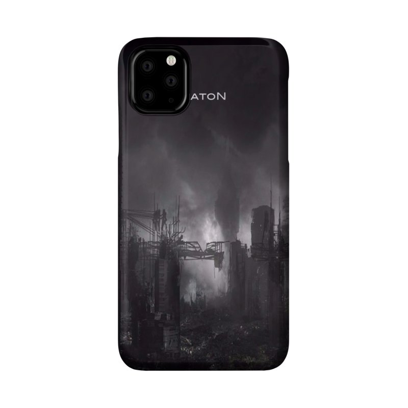 AutomatoN Chapter 3: III: A New Life cover Accessories Phone Case by automatonofficial's Artist Shop