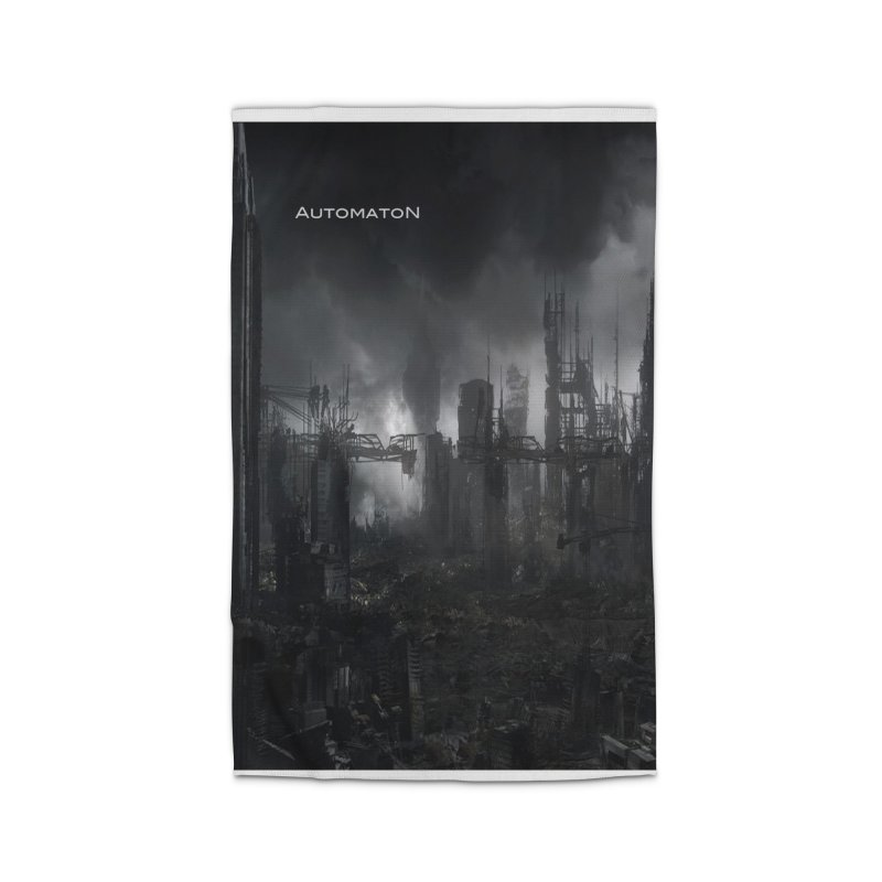 AutomatoN Chapter 3: III: A New Life cover Home Rug by automatonofficial's Artist Shop