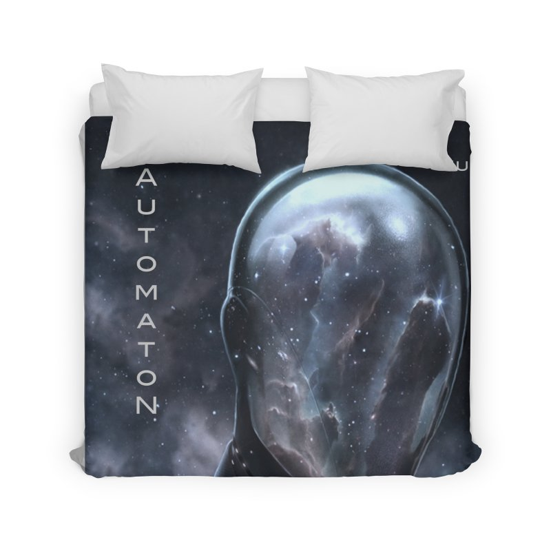 AutomatoN Chapter 4: Sub Coma cover Home Duvet by automatonofficial's Artist Shop