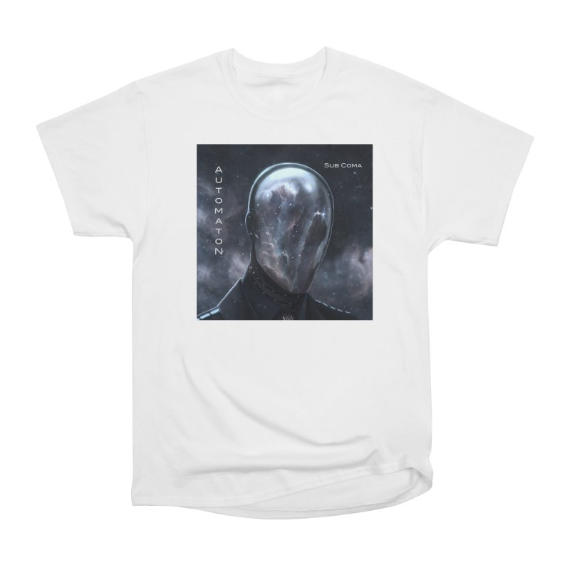 AutomatoN Chapter 4: Sub Coma cover Men's T-Shirt by automatonofficial's Artist Shop