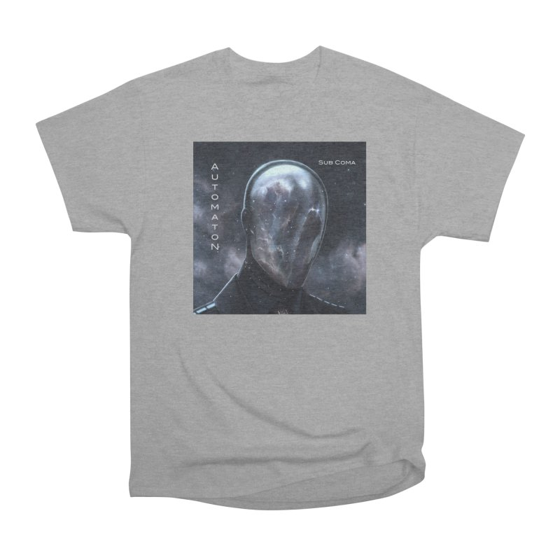 AutomatoN Chapter 4: Sub Coma cover Men's Heavyweight T-Shirt by automatonofficial's Artist Shop