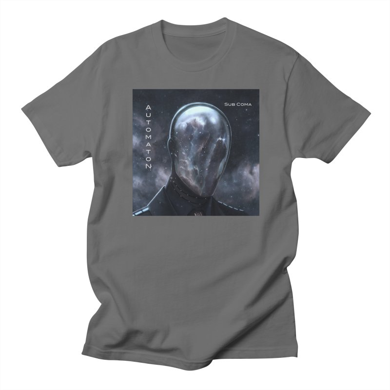 AutomatoN Chapter 4: Sub Coma cover Men's Regular T-Shirt by automatonofficial's Artist Shop