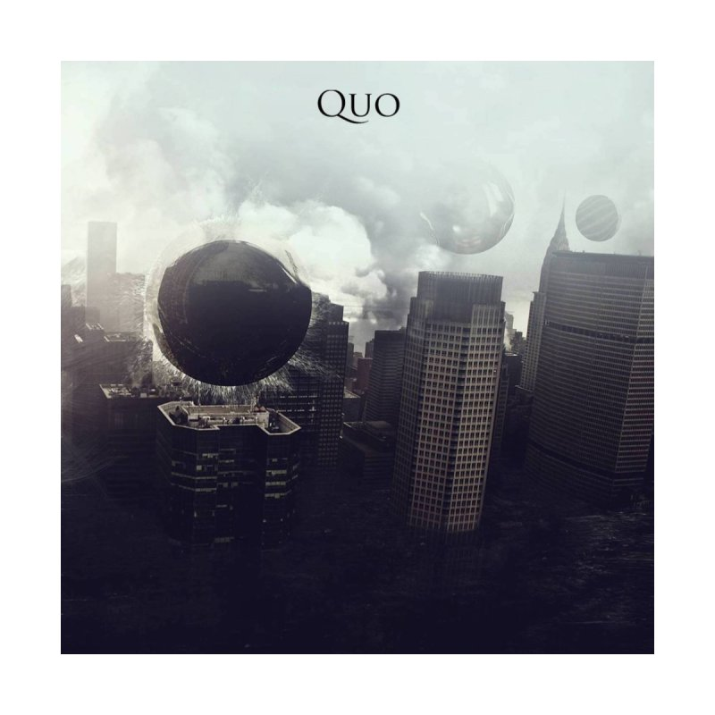 Quo Self Titled cover by automatonofficial's Artist Shop