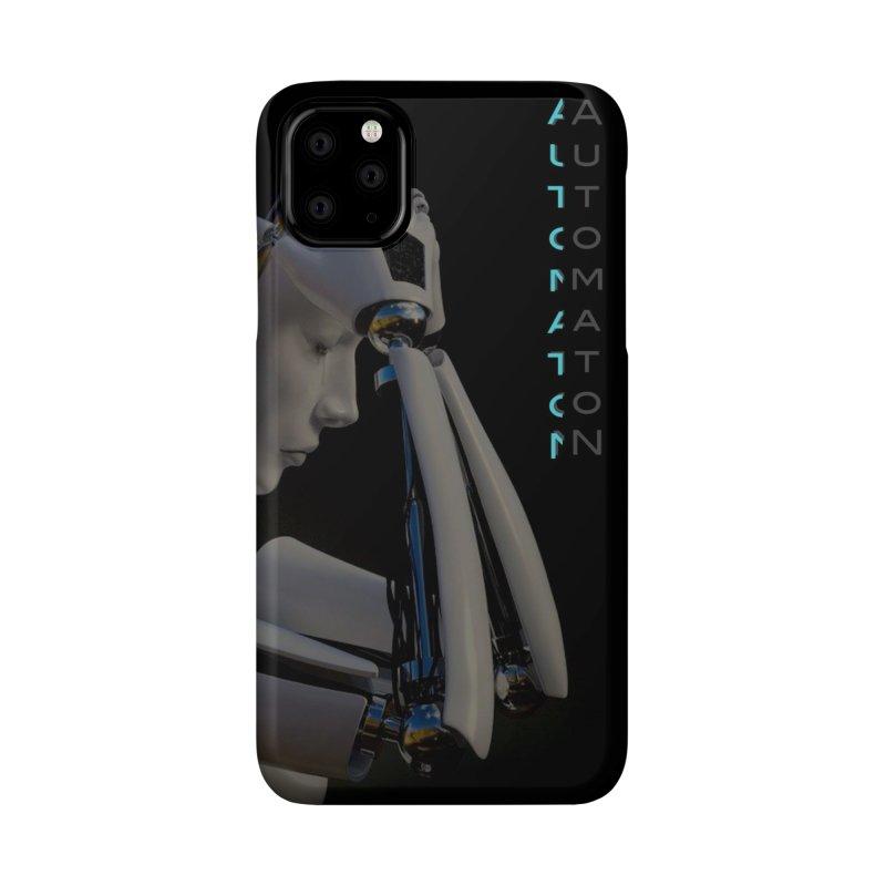 Ego Verus album cover Accessories Phone Case by automatonofficial's Artist Shop