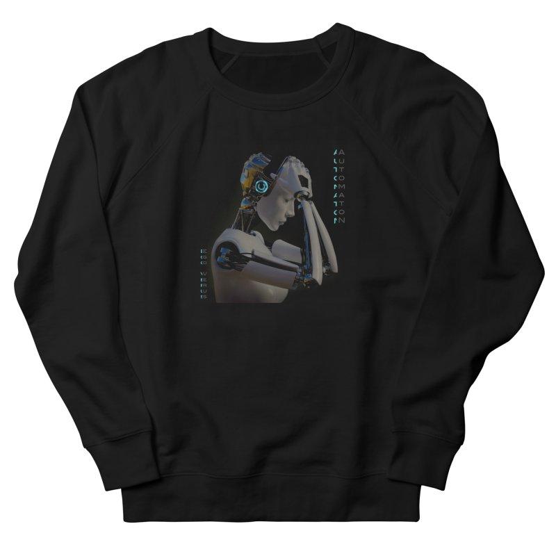 Ego Verus album cover Men's French Terry Sweatshirt by automatonofficial's Artist Shop