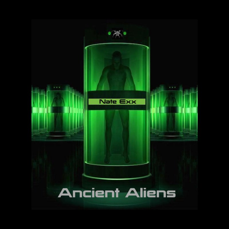 Ancient Aliens by automatonofficial's Artist Shop