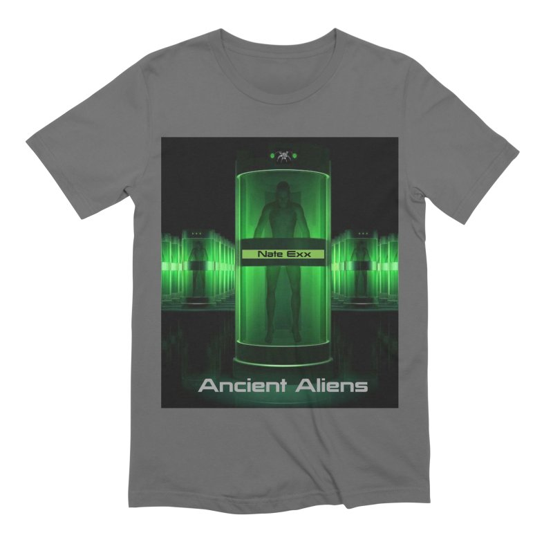 Ancient Aliens Men's Extra Soft T-Shirt by automatonofficial's Artist Shop