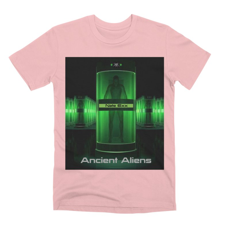 Ancient Aliens Men's Premium T-Shirt by automatonofficial's Artist Shop