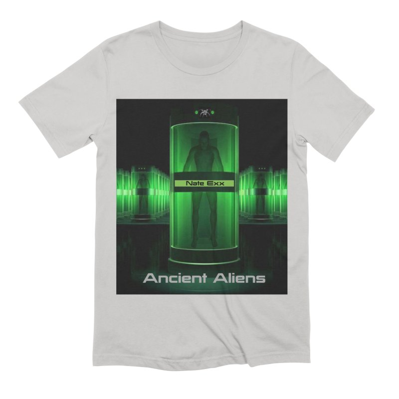 Ancient Aliens Men's Extra Soft T-Shirt by automatonofficial's Artist Shop