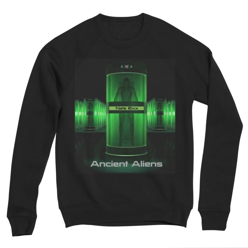Ancient Aliens Women's Sponge Fleece Sweatshirt by automatonofficial's Artist Shop