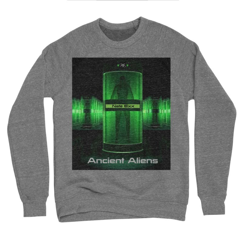 Ancient Aliens Women's Sponge Fleece Sweatshirt by automatonofficial's Artist Shop
