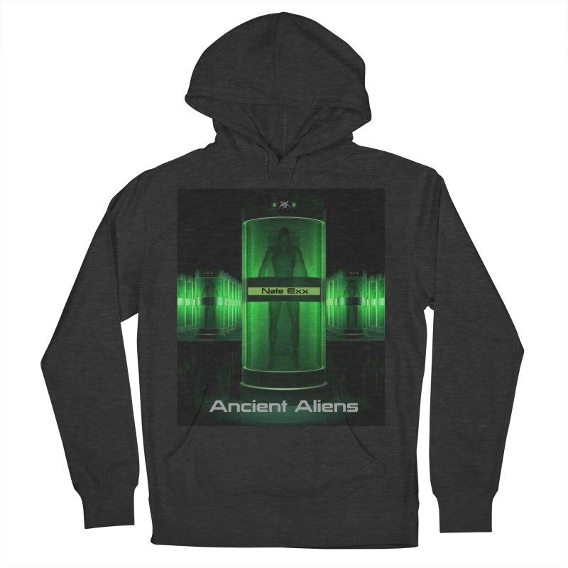 Ancient Aliens Women's French Terry Pullover Hoody by automatonofficial's Artist Shop