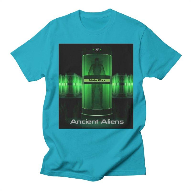 Ancient Aliens Men's Regular T-Shirt by automatonofficial's Artist Shop