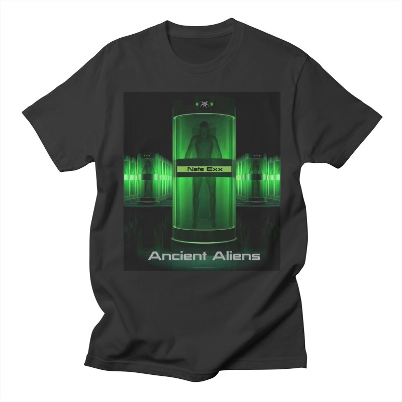 Ancient Aliens Women's Regular Unisex T-Shirt by automatonofficial's Artist Shop