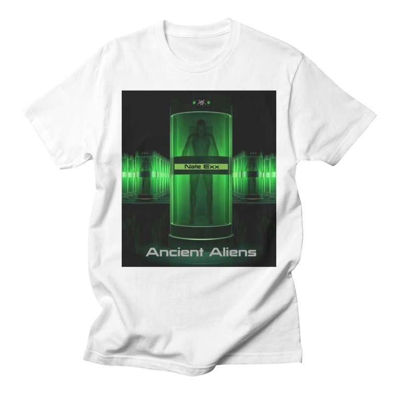 Ancient Aliens Women's Regular Unisex T-Shirt by automatonofficial's Artist Shop
