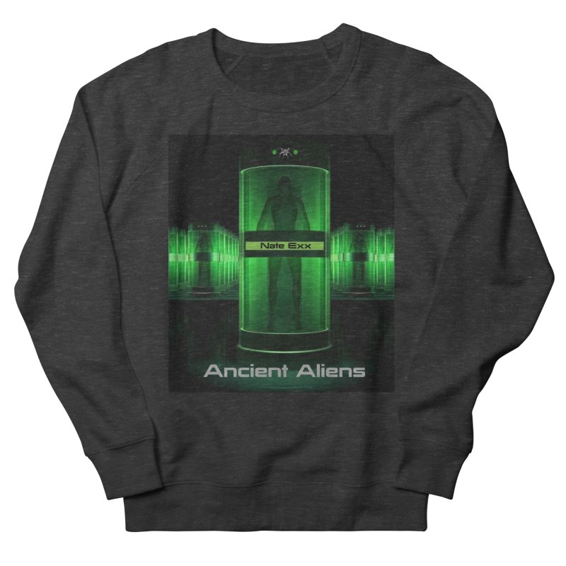 Ancient Aliens Women's French Terry Sweatshirt by automatonofficial's Artist Shop