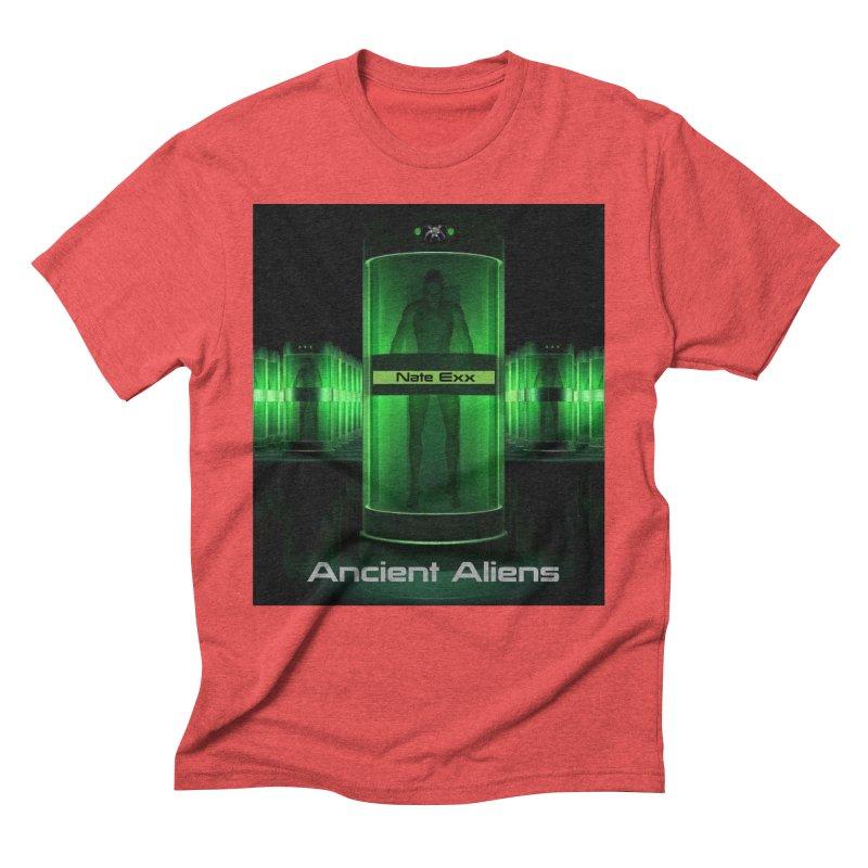 Ancient Aliens Men's Triblend T-Shirt by automatonofficial's Artist Shop