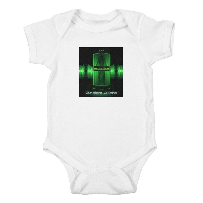 Ancient Aliens Kids Baby Bodysuit by automatonofficial's Artist Shop