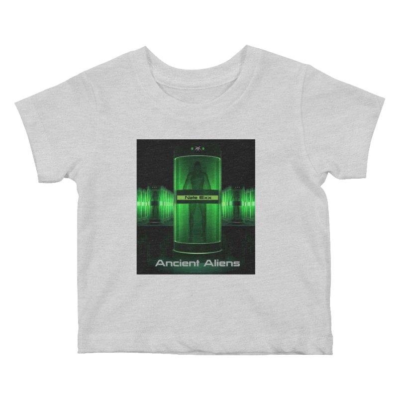 Ancient Aliens Kids Baby T-Shirt by automatonofficial's Artist Shop