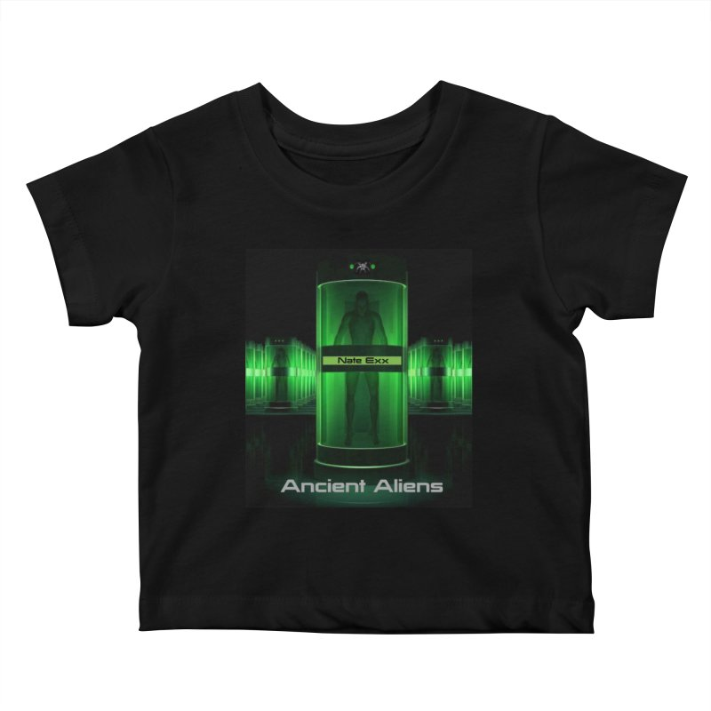 Ancient Aliens Kids Baby T-Shirt by automatonofficial's Artist Shop
