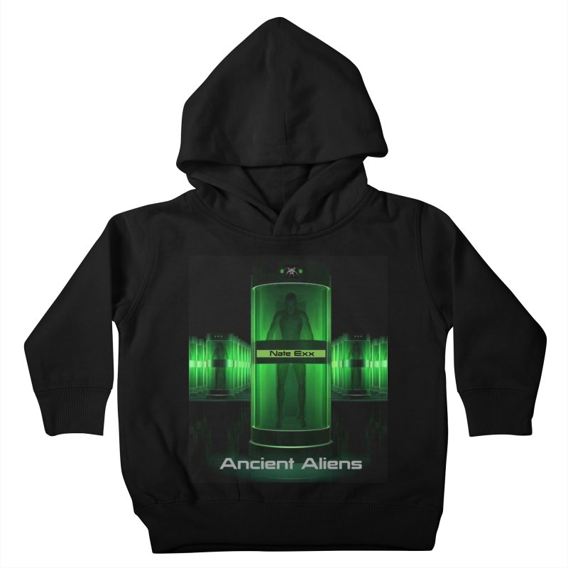 Ancient Aliens Kids Toddler Pullover Hoody by automatonofficial's Artist Shop