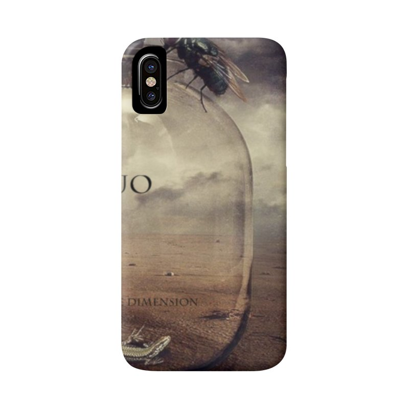 Quo Escaping the Dimension Accessories Phone Case by automatonofficial's Artist Shop