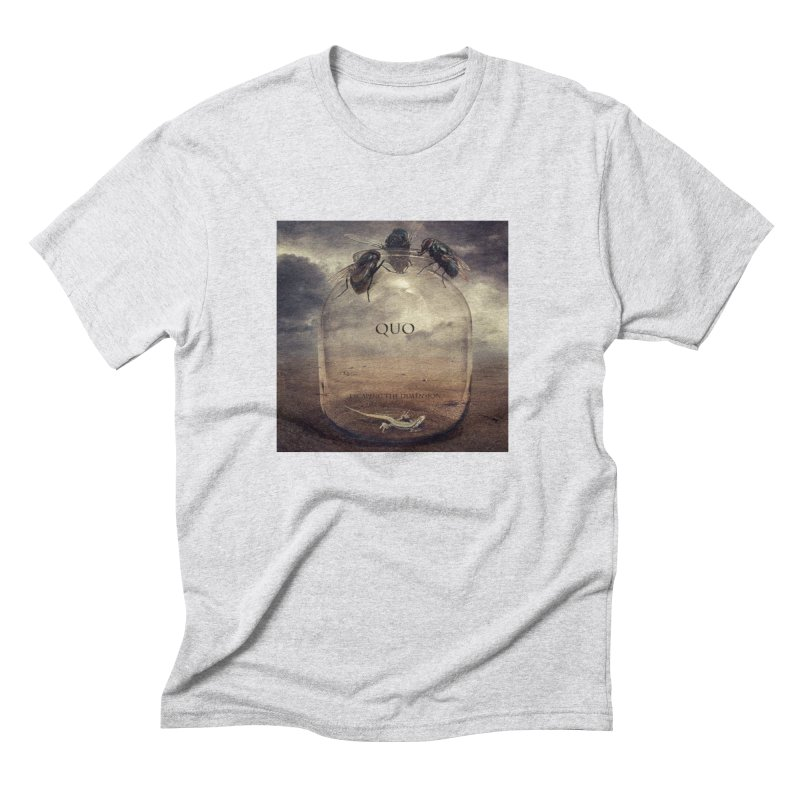 Quo Escaping the Dimension Men's Triblend T-Shirt by automatonofficial's Artist Shop