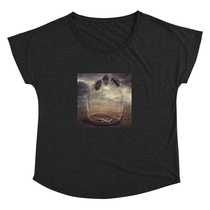 Quo Escaping the Dimension Women's Dolman Scoop Neck by automatonofficial's Artist Shop