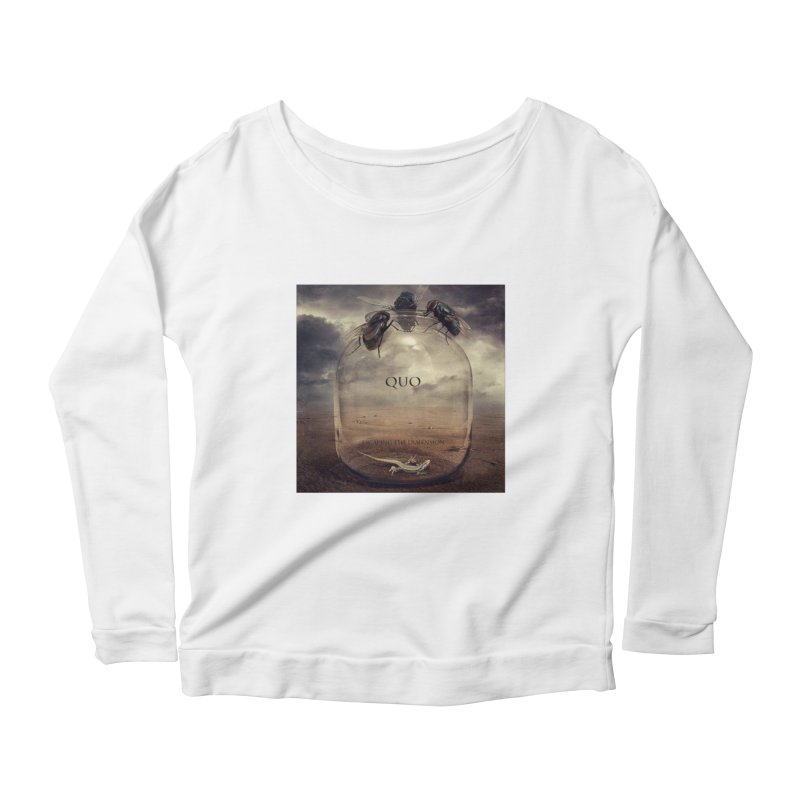 Quo Escaping the Dimension Women's Scoop Neck Longsleeve T-Shirt by automatonofficial's Artist Shop