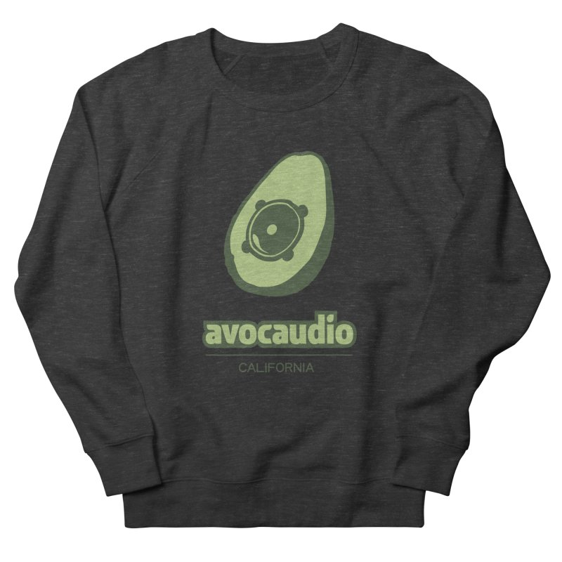 Avocaudio Men's Sweatshirt by Avocaudio
