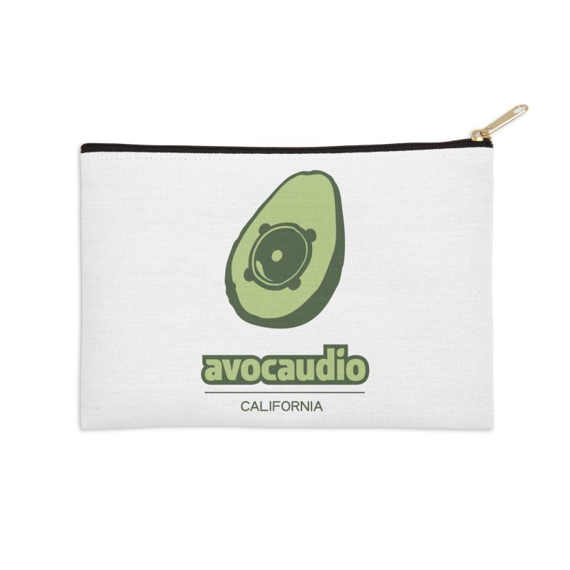 Avocaudio Accessories Zip Pouch by Avocaudio