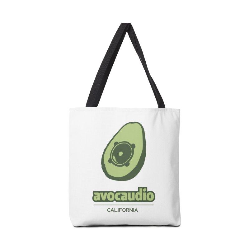 Avocaudio Accessories Bag by Avocaudio