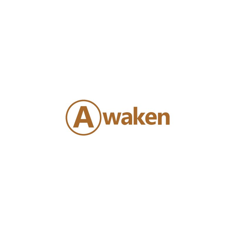 Awaken Orange Accessories Notebook by Awakencon's Artist Shop