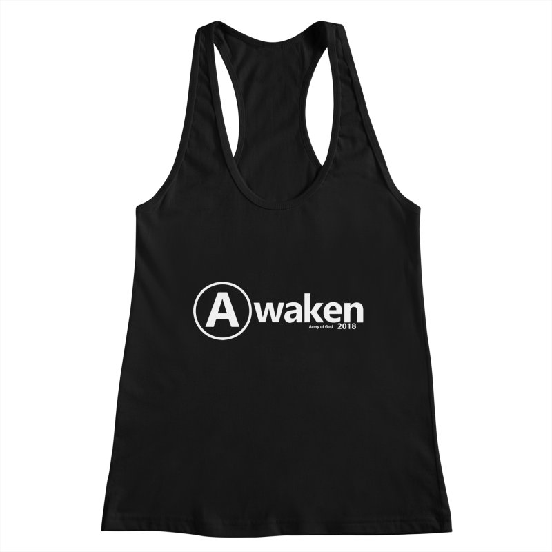 Default Awaken Women's Tank by Awakencon's Artist Shop
