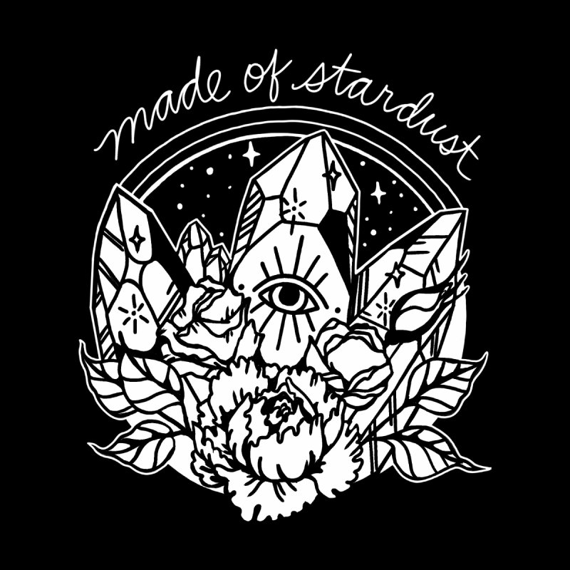 Made of stardust Men's T-Shirt by Axelhoney's Artist Shop