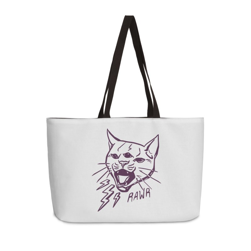 THUNDERCAT HOOOO! Accessories Bag by Bull City Roller Derby Shop