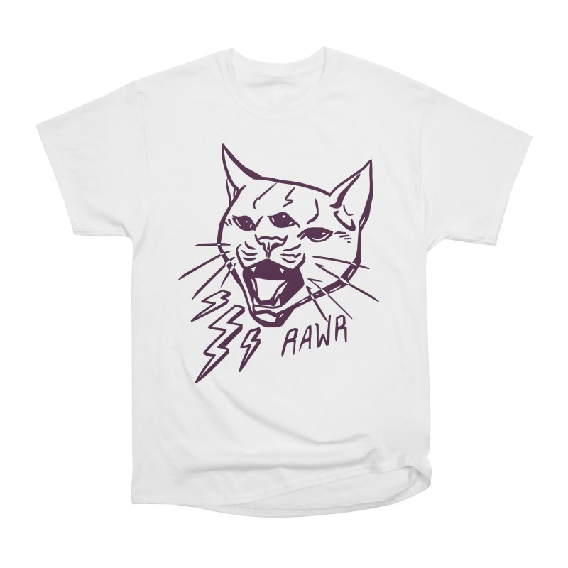 THUNDERCAT HOOOO! Men's T-Shirt by Bull City Roller Derby Shop