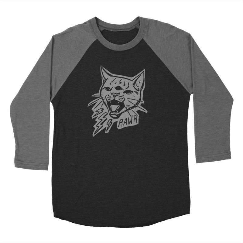 THUNDERCAT HOOOO! Reverse Women's Longsleeve T-Shirt by Bull City Roller Derby Shop
