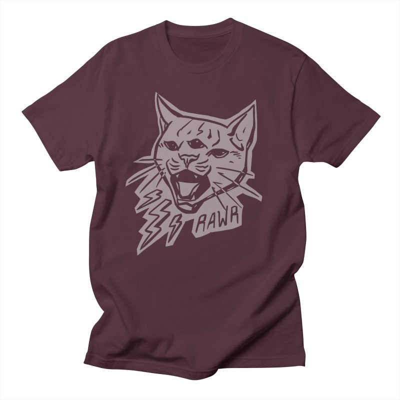THUNDERCAT HOOOO! Reverse Women's Regular Unisex T-Shirt by Bull City Roller Derby Shop