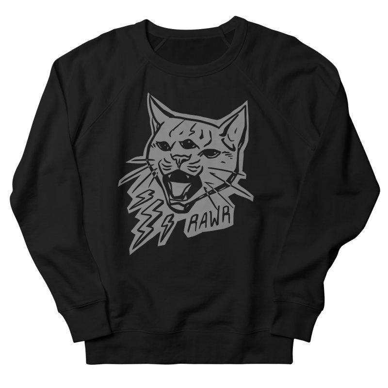 THUNDERCAT HOOOO! Reverse Men's Sweatshirt by Bull City Roller Derby Shop