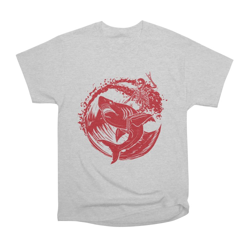SURF'S UP Women's T-Shirt by Bull City Roller Derby Shop