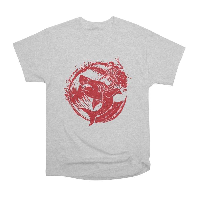 SURF'S UP Men's T-Shirt by Bull City Roller Derby Shop