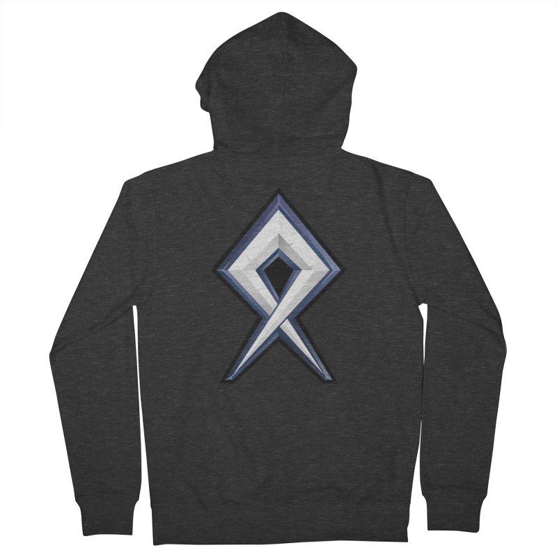 BDcraft Rune Men's Zip-Up Hoody by BDcraft Shop
