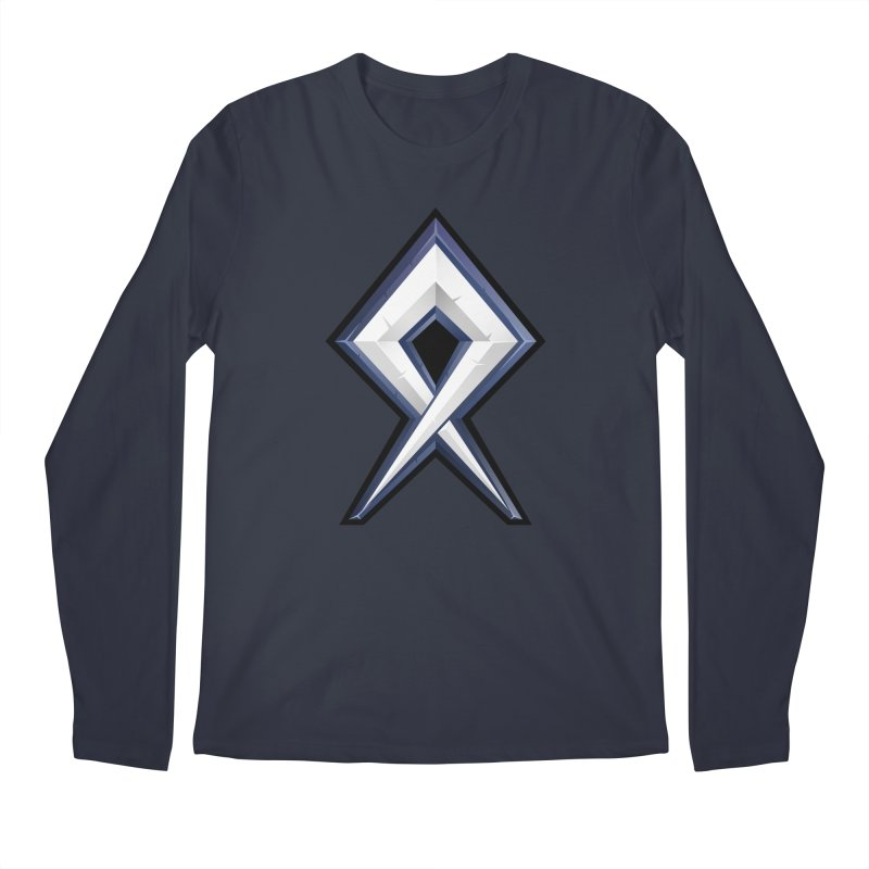 BDcraft Rune Men's Longsleeve T-Shirt by BDcraft Shop