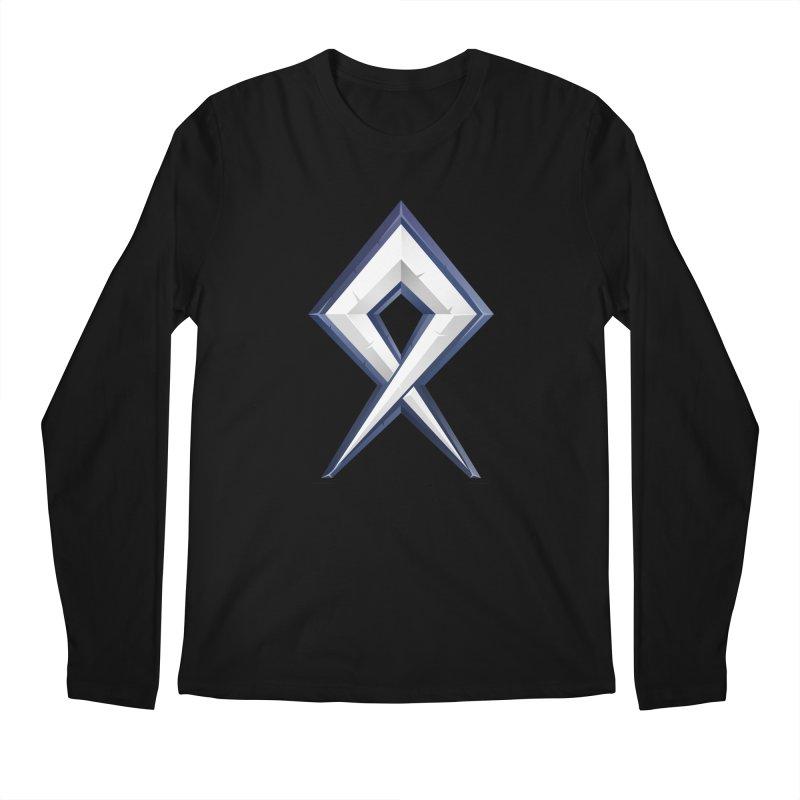 BDcraft Rune Men's Regular Longsleeve T-Shirt by BDcraft Shop