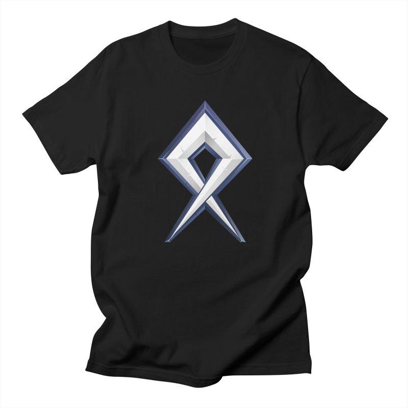 BDcraft Rune Women's Regular Unisex T-Shirt by BDcraft Shop