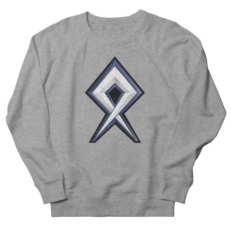 BDcraft Rune Women's French Terry Sweatshirt by BDcraft Shop