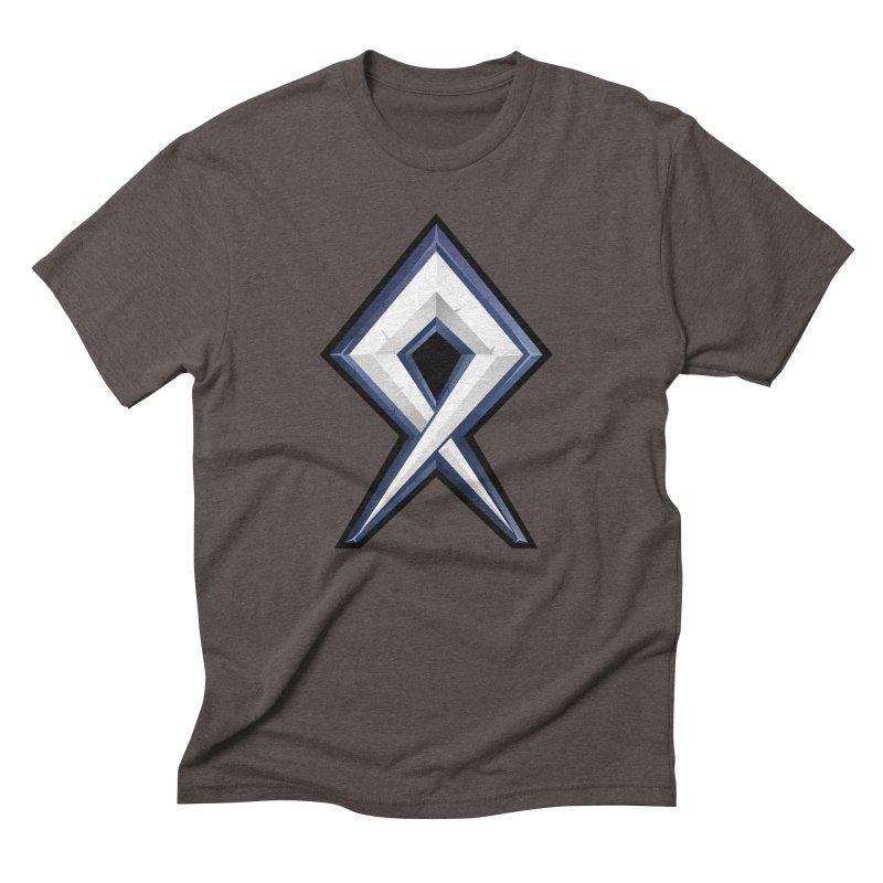 BDcraft Rune Men's Triblend T-Shirt by BDcraft Shop