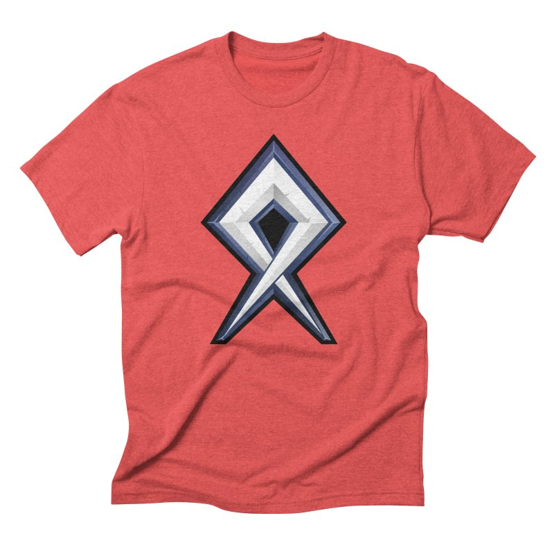 BDcraft Rune Men's Triblend T-Shirt by BDcraft Shop